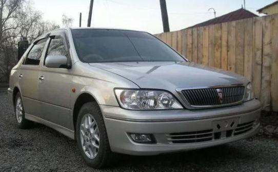Toyota Vista 2002 - отзыв владельца
