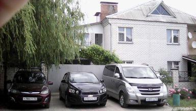 Hyundai Grand Starex, 2013