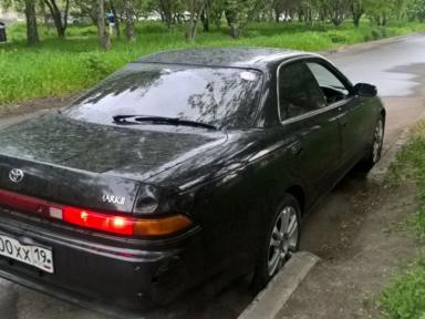 Toyota Mark II, 1993