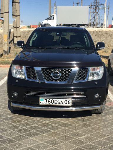 Nissan Pathfinder 2007 отзыв автора | Дата публикации 11.06.2018.