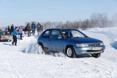 Toyota Corolla II 1990 отзыв автора | Дата публикации 11.06.2018.
