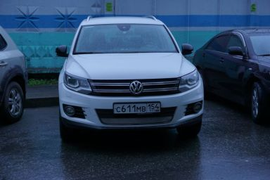 Volkswagen Tiguan 2013 отзыв автора | Дата публикации 14.06.2018.