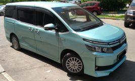Toyota Voxy, 2014