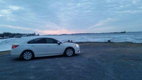 Subaru Legacy 2017 отзыв автора | Дата публикации 19.06.2018.