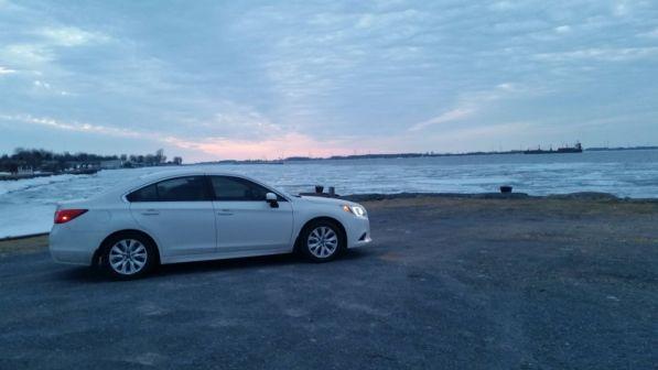Subaru Legacy 2017 - отзыв владельца