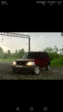 Honda CR-V 1996 отзыв владельца | Дата публикации: 21.06.2018