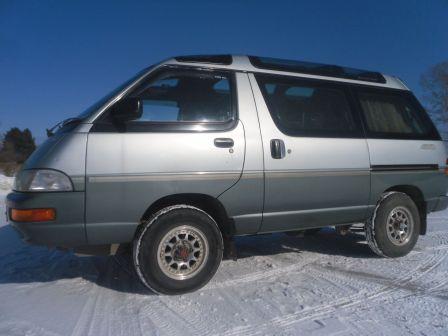 Toyota Town Ace 1993 - отзыв владельца