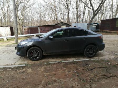 Mazda Axela 2012 - отзыв владельца
