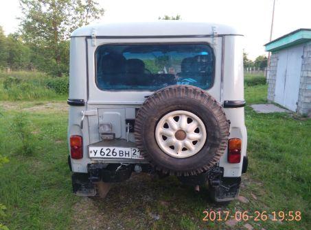 УАЗ 3151 1996 - отзыв владельца