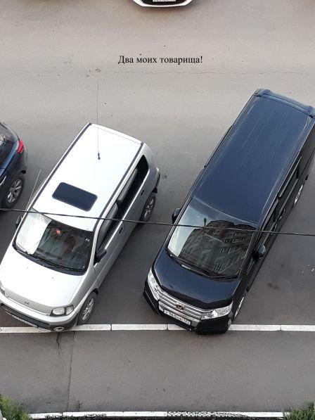 Honda Stepwgn 2010 - отзыв владельца