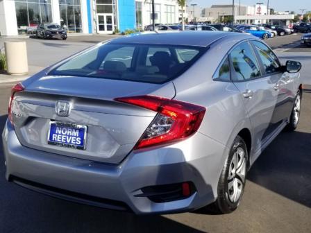Honda Civic 2018 - отзыв владельца