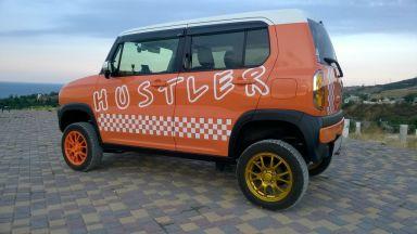 Suzuki Hustler, 2014