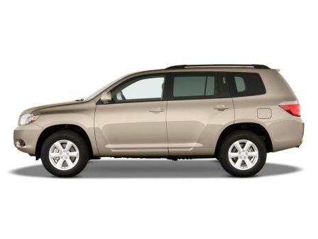 Toyota Highlander 2010 - отзыв владельца