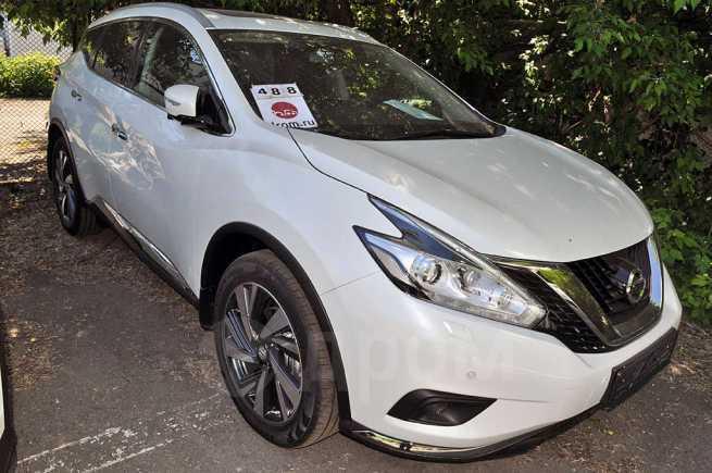Nissan Murano, 2019 год, 2 994 000 руб.