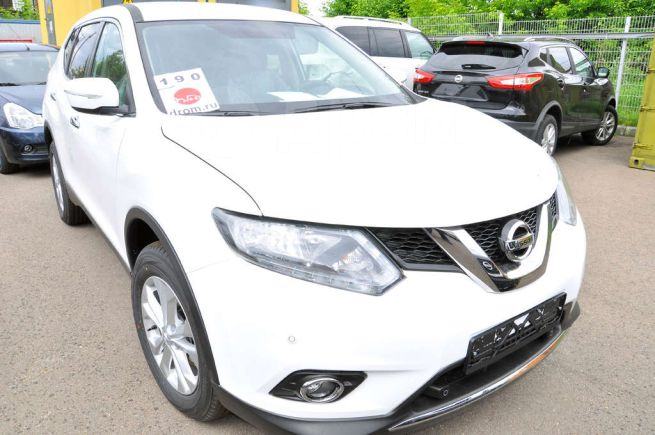 Nissan X-Trail, 2018 год, 1 748 000 руб.
