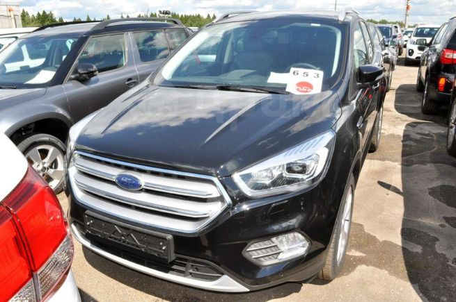 Ford Kuga, 2018 год, 1 746 000 руб.