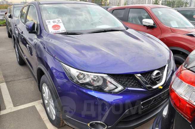 Nissan Qashqai, 2018 год, 1 487 816 руб.