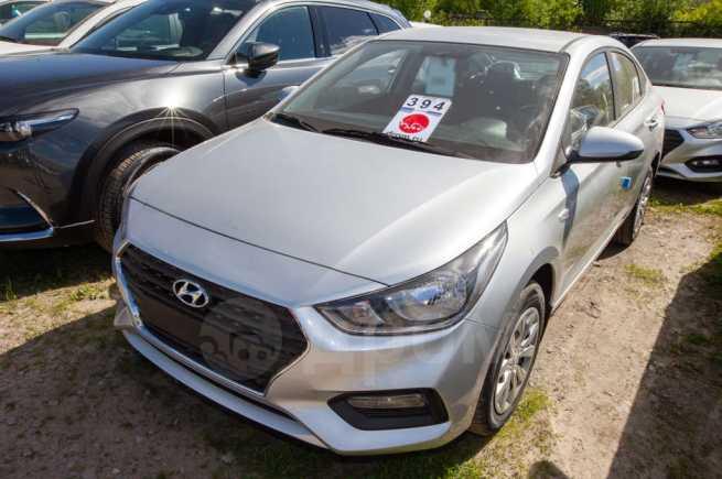 Hyundai Solaris, 2018 год, 823 900 руб.