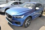 Volvo XC60. СИНИЙ МЕТАЛЛИК, BURSTING BLUE (720)