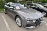 Audi A7. СЕРЫЙ, МЕТАЛЛИК (TORNADO GREY) (Q2Q2)