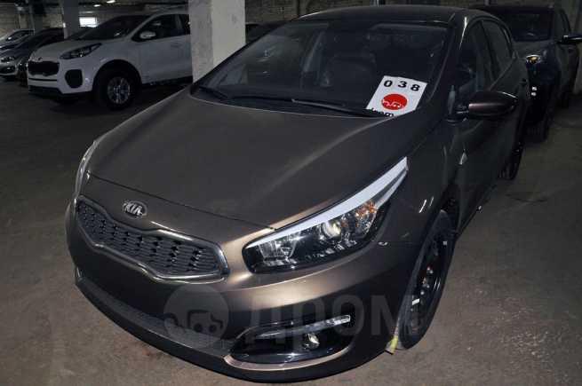 Kia cee'd, 2018 год, 999 900 руб.