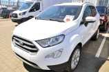 Ford EcoSport. БЕЛЫЙ (FROZEN WHITE)