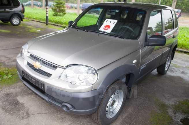 Chevrolet Niva, 2018 год, 666 000 руб.