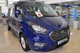 Ford Tourneo Custom. СИНИЙ МЕТАЛЛИК (DEEP IMPACT BLUE)