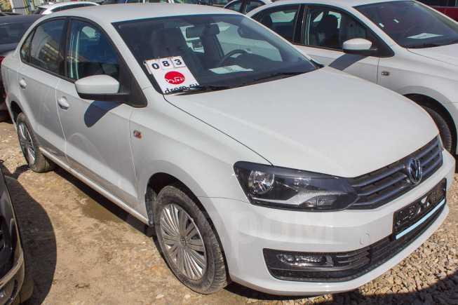 Volkswagen Polo, 2018 год, 834 880 руб.