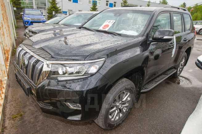 Toyota Land Cruiser Prado, 2018 год, 4 105 000 руб.