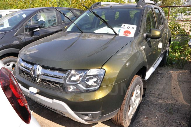 Renault Duster, 2018 год, 1 068 970 руб.