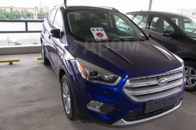 Ford Kuga, 2018 год, 1 895 000 руб.