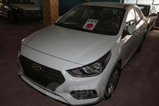 Hyundai Solaris, 2018 год, 807 900 руб.