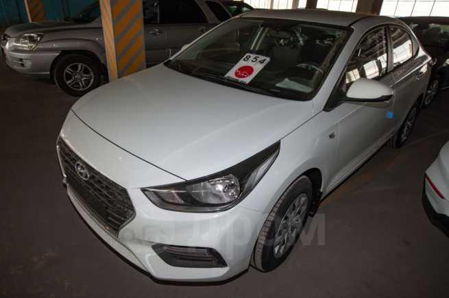 Hyundai Solaris, 2018 год, 847 900 руб.