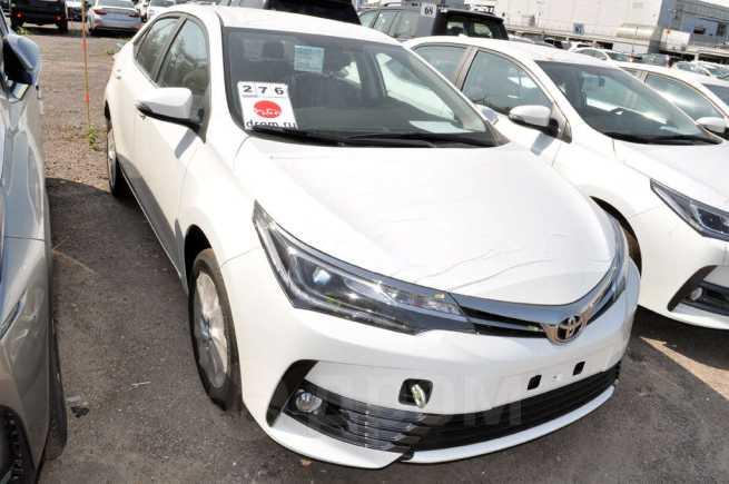 Toyota Corolla, 2018 год, 1 299 000 руб.