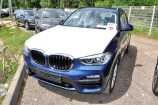 BMW X3. СИНИЙ ФИТОНИК (C1M)