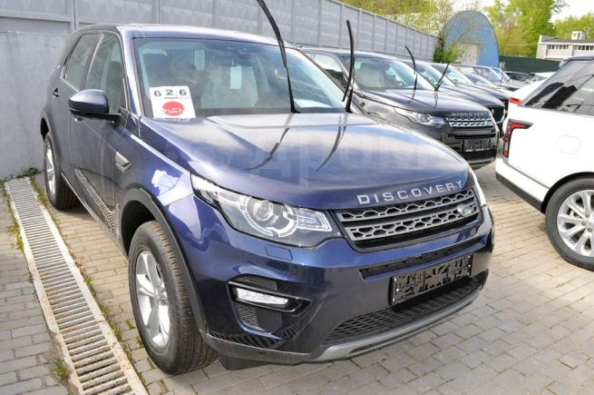 Land Rover Discovery Sport, 2018 год, 3 346 099 руб.
