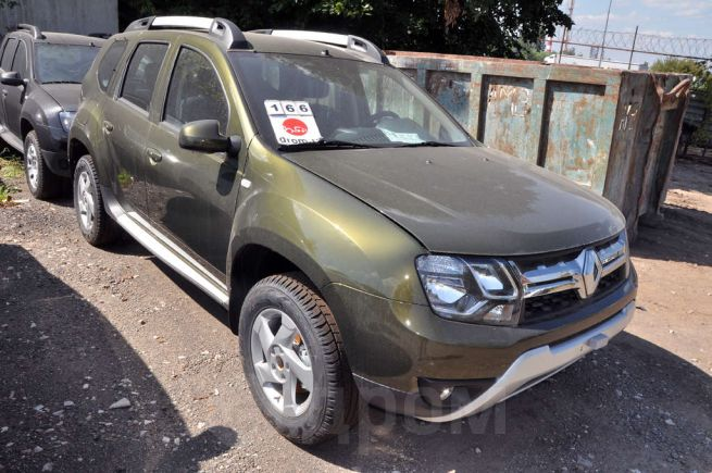 Renault Duster, 2018 год, 978 980 руб.