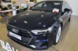 Audi A7. СИНИЙ, МЕТАЛЛИК (MOONLIGHT BLUE) (W1W1)