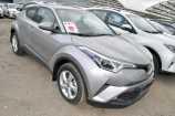 Toyota C-HR. СЕРЫЙ, МЕТАЛЛИК (1K0)