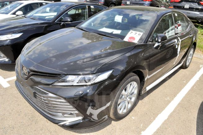 Toyota Camry, 2020 год, 2 284 000 руб.