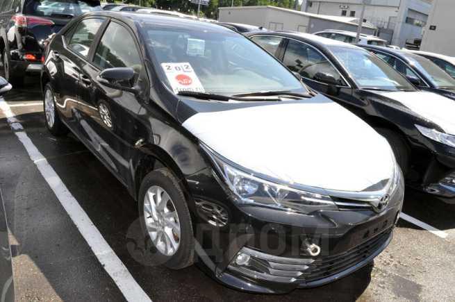 Toyota Corolla, 2018 год, 1 216 000 руб.