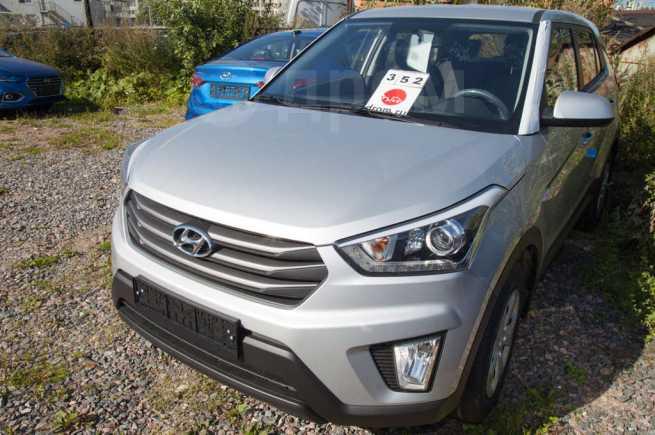 Hyundai Creta, 2018 год, 1 067 600 руб.