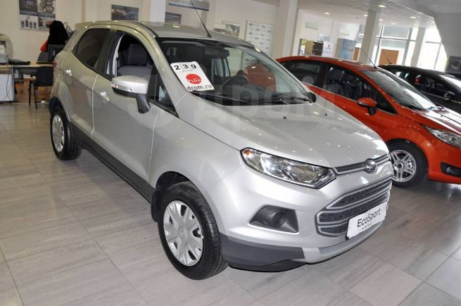 Ford EcoSport, 2018 год, 967 000 руб.