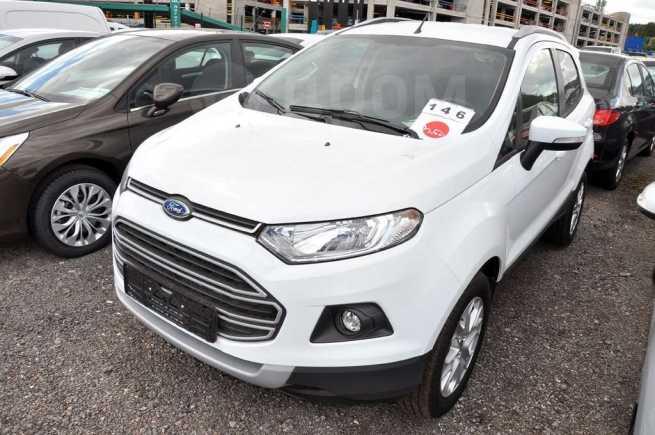 Ford EcoSport, 2018 год, 1 179 000 руб.