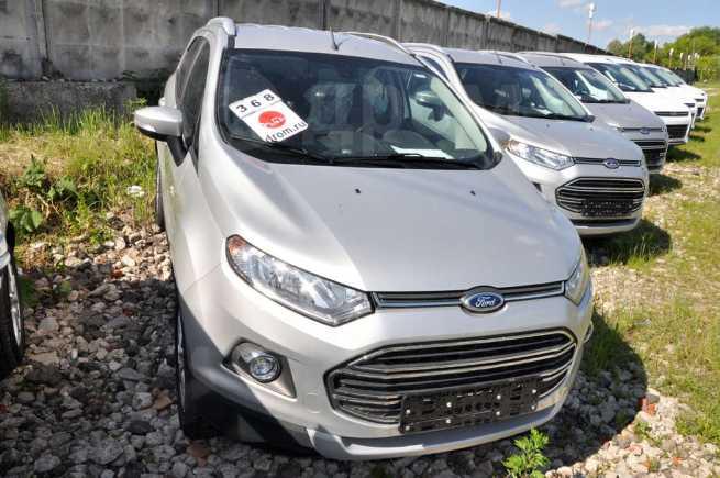 Ford EcoSport, 2016 год, 1 131 500 руб.