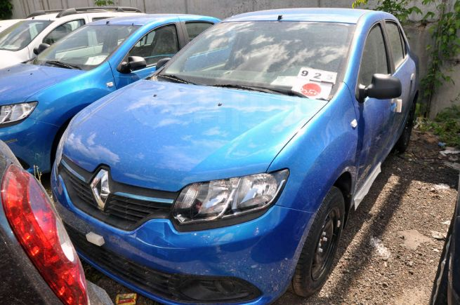 Renault Logan, 2018 год, 570 822 руб.