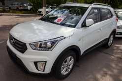 Воронеж Hyundai Creta 2018
