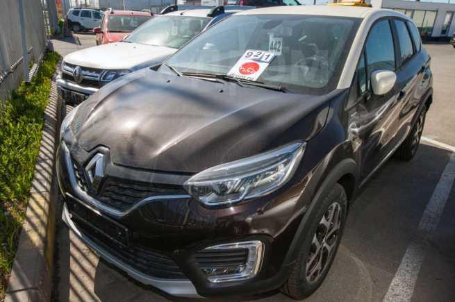 Renault Kaptur, 2018 год, 1 340 980 руб.
