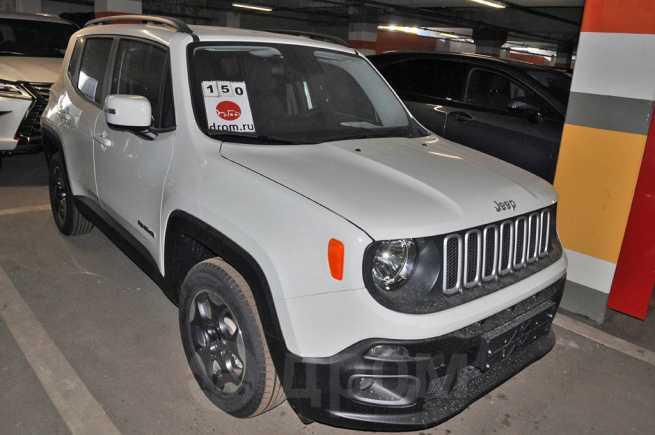 Jeep Renegade, 2018 год, 1 700 000 руб.